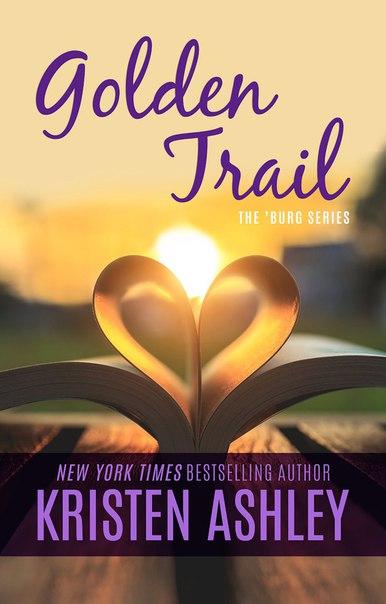 Golden Trail (The 'Burg #3)