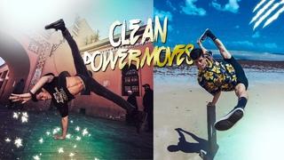 CLEAN POWERMOVES 💎 BEAUTIFUL POWERMOVES