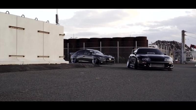 Blacks Supra CROWN NSX V37 ¦ Perfect Stance