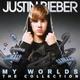 Justin Bieber - Up * Это большой большой мир Легко потеряться в нем Ты всегда была моей девушкой И я не готов назвать это освобождением Мы можем сделать светящее солнце В лунном свете Мы можем сделать серые облака, Которые заполнят синее небо Я знаю, это тяжело Малыш, по