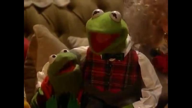 Кто помнит = Маппет Шоу Семейное рождество Маппетов 1987