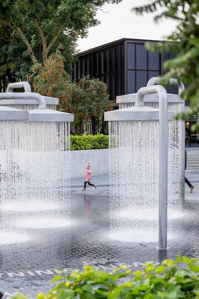 Ogmios City Public Space / DO ARCHITECTS