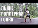 Лыжероллерная гонка в Полетаево - как я ПРОДЫШАТЬСЯ захотел