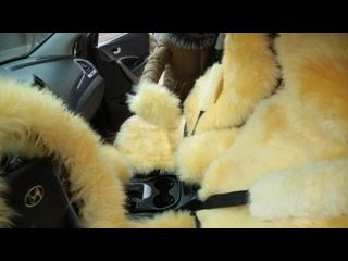 Чехол на сиденье из меха австралийской овчины, Супер теплый универсальный чехол для автокресла, шерстяные чехлы на автокресла, а