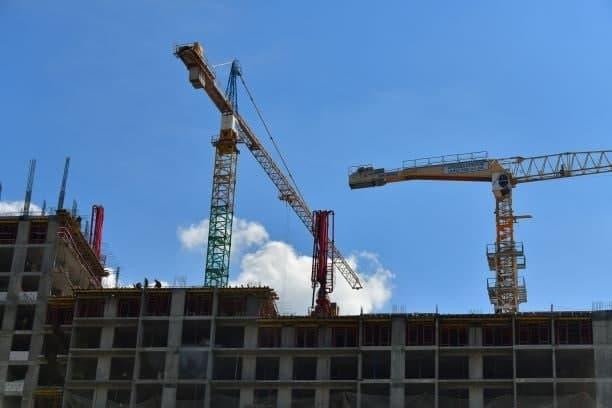 Пять корпусов жилого комплекса на Красноказарменной ввели в эксплуатацию Фото: Денис Афанасьев