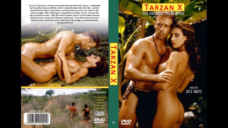 Tarzan X ( FULL EDITION HD) порно фильм с русским переводом anal sex porno rus