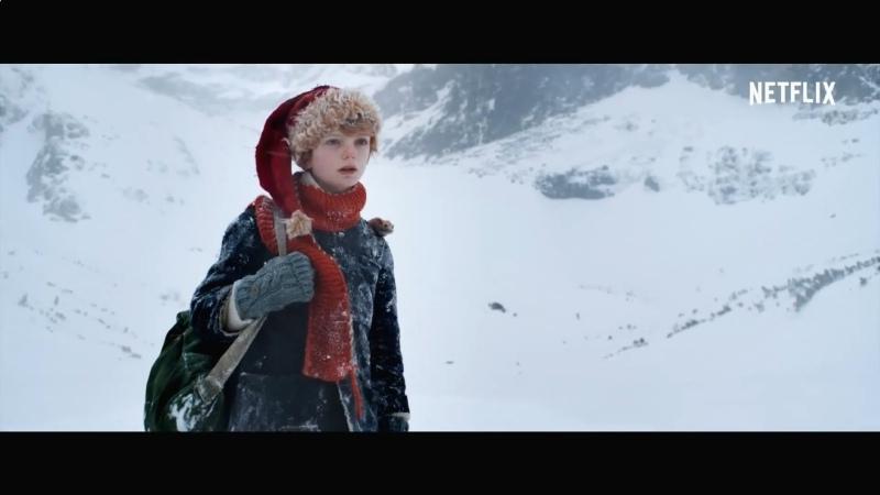 Мальчик по имени Рождество Русский трейлер 2021 фэнтези драма приключения семейный ВидеоХаос