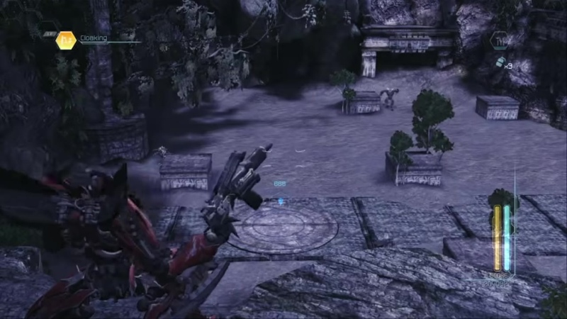 Сладкий канал Мозга Трансформеры Тёмная сторона Луны Игра ➤ Прохождение часть 3 Xbox 360