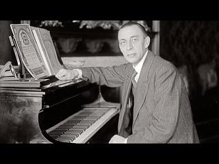 Играет сам С.В. Рахманинов! Концерт №2 для фортепиано с оркестром, часть 1.