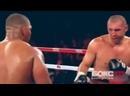 Бокс тяжеловесов