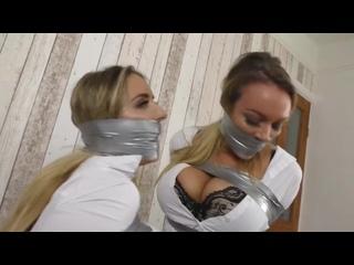 Borderland bound two hot girls [ANAL bondage Порно Big Tits Sex Blowjob latex Brazzers Tittyfuck POV Porn минет сиськи Секс ]