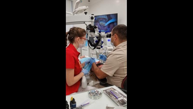 Видео от Стоматолог Давид Давтян Москва