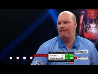 Daryl Gurney vs Vincent van der Voort (PDC World Matchplay 2020 / Round 2)