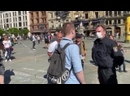 Stöckl Live Gegen den Corona-Shutdown für unser Grundgesetz Frankfurt, 25.04.