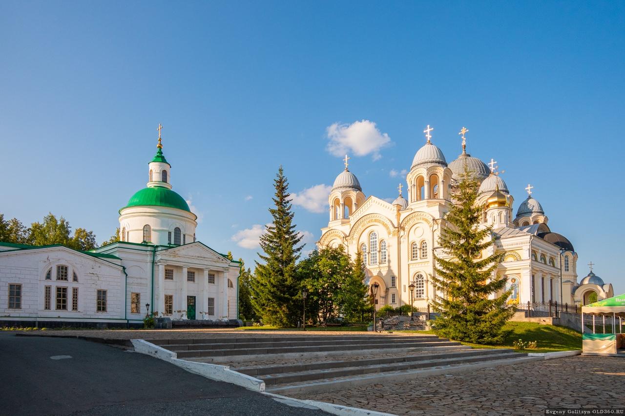 Поездка на северный Урал. Верхотурье Конжаковский камень, Чертов палец
