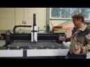 Отзыв клиента _ Лазерный оптоволоконный станок 1390