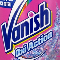 Личная фотография Vanish Oxy-Action