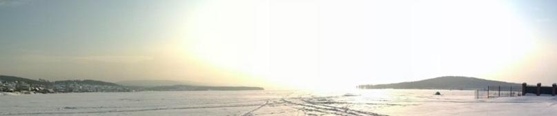 Черноисточинский пруд