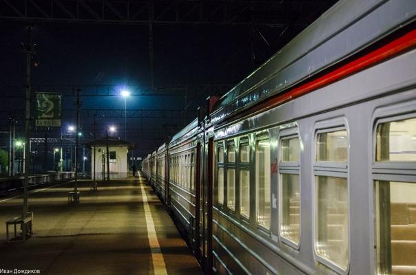 Спокойной ночи всем-всем #RailPlanet 😊 ☺ 😌 🌛 Желае...