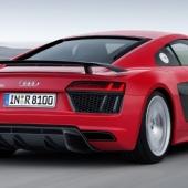 """Audi R8 Spyder"