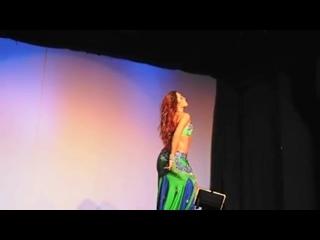 SARA RUIZ _ VALENCIA DANCE FESTIVAL 2014