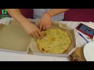 Обзор доставки еды Такие Пироги Food Delivery