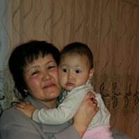 Фотография анкеты Закиры Абдуллаевой ВКонтакте