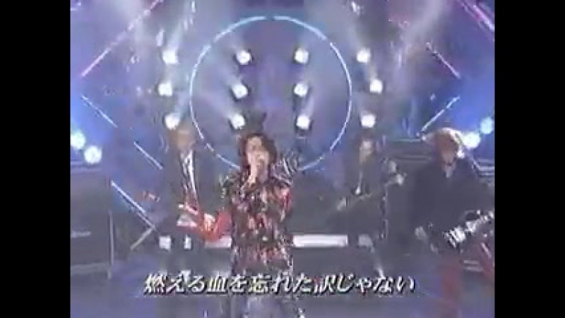 BUCK-TICK - Aku No Hana ¦ show Kikan Gentei Pikapika Tennouzu 2000.10.01