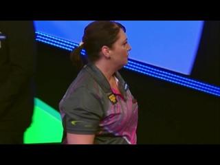 Casey Gallagher vs Corrine Hammond (BDO World Darts Championship 2017 / Quarter Final)