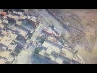 """Атака смертников ИГ* на """"шахид-мобилях"""" на иракский военных в районе Мосула, Ирак_03"""