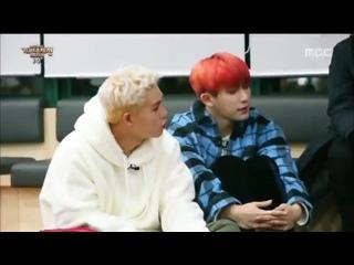 [VK][171231] MONSTA X VCR @ MBC Gayo Daejejeon - The FAN