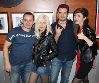 София Карева, вокалистка группы Колдстрим