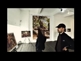 """Выставка """"Миклухо-Маклай XXI век. Ожившая история"""" в Лофт-проекте ЭТАЖИ"""
