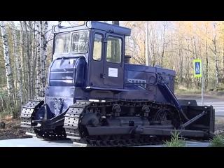 Челябинский трактор стал памятником