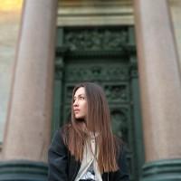 Фотография Жени Поповой