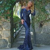 "Вечернее платье ""Rebecca Blue"""