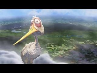 Pixar. Partly Cloudy (2009)