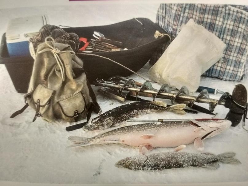Заядлые рыбаки даже зимой не сидят дома. Каждые выходные, в не зависимости от погоды, отправляются в путь…