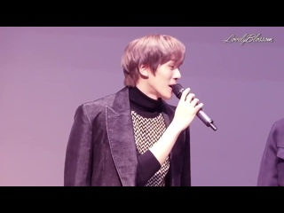 [VK][181215] MONSTA X (Minhyuk focus) @ Gimpo fansign