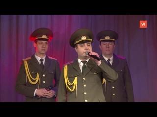 Хор Русской Армии пел для жителей Выборгского района