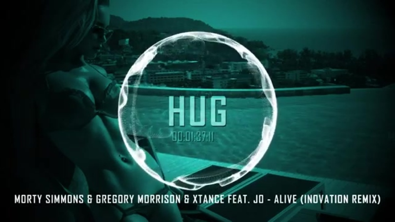Morty Simmons Gregory Morrison Xtance feat Jo Alive iNovation Remix