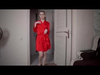 Симпатичная соседка показала, что у нее под халатом - BelleNiko [порно, секс, трахает, русское, инцест, мамка, домашнее]