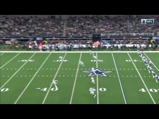 Даллас Ковбойс - Баффало Биллс (сезон 2019-2020) 13 неделя, сжатая игра