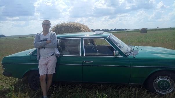 Антон Островерх, Каменец, Беларусь