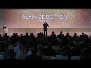 Ален де Боттон – О любви - Конференция Google Zeitgeist, Лондон.