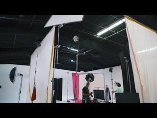 190705 BTS x ANAN Making Video