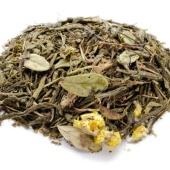 Чай с чабрецом Чай Gutenberg зеленый ароматизированный 100 гр.