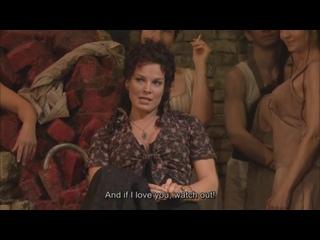 """Carmen: """" Lamour est un oiseau rebelle """" -  Elina Garanca"""