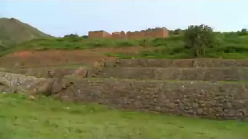 El complejo de Tipón en Cusco es una obra maestra de ingeniería hidráulica pero también un lugar