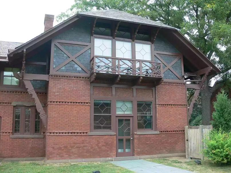 Фототур по дому Марка Твена в Коннектикуте, изображение №17